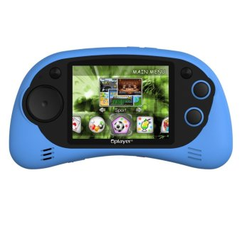 Harga Mini Handheld Game Console Controller 2.7 inch LCD TFT Screen Built-in 200 Games - intl