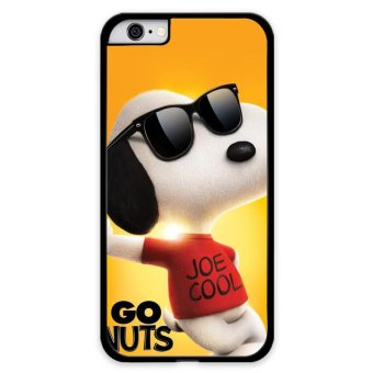 Harga Cool Snoopy Carton Phone Case for Iphone 6(Multicolor) - intl