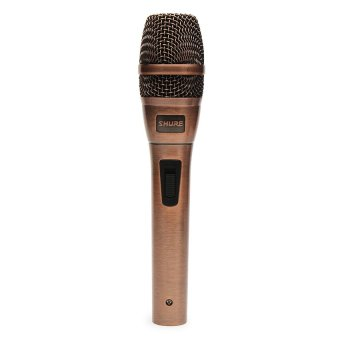 Shure SM-8.2H Vocal Wired Microphone (Gold) Price Philippines