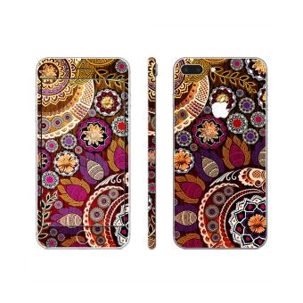 Harga Oddstickers Abstract Pattern 7 Phone Skin Cover for iPhone 7 Plus