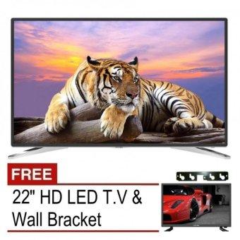 My View 50 Full HD LED TV 50LX200 w/ FREE Wall Bracket & My View 22 Full HD LED TV (Silver) Price Philippines