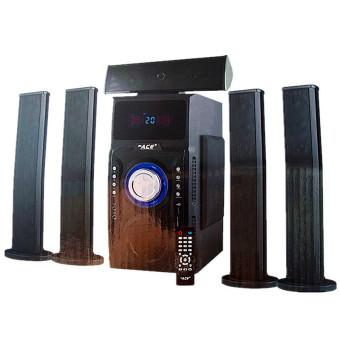 ACE Music Heaven SUB-96AC Bluetooth 5.1 Channel Home Theater System (Black) Price Philippines