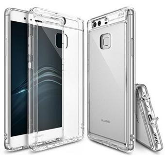 Huawei P9 plus Ultra Thin Slim Clear Soft TPU Cover Case - intl Price Philippines