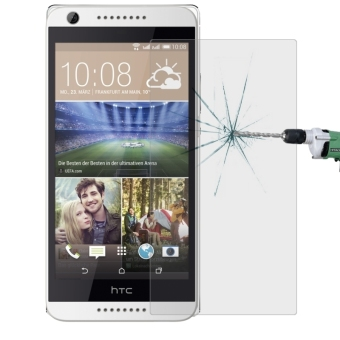 Harga Tempered Glass Screen Protector Explosion-proof for HTC Desire 626