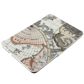 Harga PU Leather Flip Cover for Amazon Kindle Paperwhite (Multicolor)