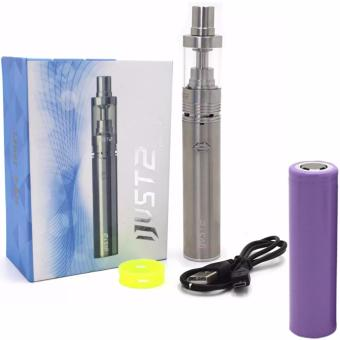Harga E-leaf iJust2 Kit With Battery (Silver)