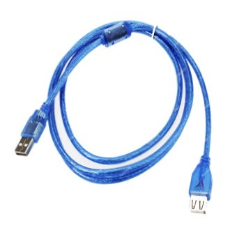 Harga 10m USB 2.0 Cable Extension (Blue)