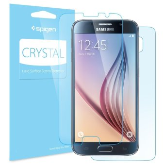 Harga Spigen Screen Protector for Galaxy S6 (Clear)