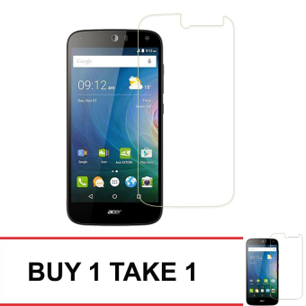 Harga Tempered Glass For Acer Z630 Buy 1 Take 1 (Clear)