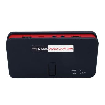 Ezcap 284 Video Game Capture 1080P HDMI/YPbpr Recorder For PS3 PS4 Xbox 360 One - intl Price Philippines