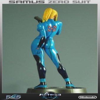 Metroid Prime Zero Suit Samus 1 6 Scale Statue Price Philippines