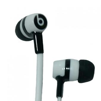 Harga Beats by Dr. Dre Beats Monster with Control Talk Stereo Earphones (White)