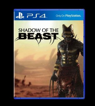 Shadow of the Beast for PS4 [R3] Price Philippines