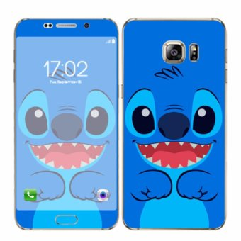 Harga Oddstickers Stitch Skin Cover for Samsung Galaxy S6 Edge Plus