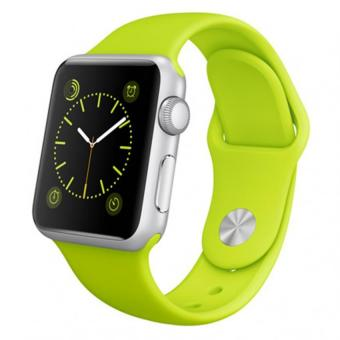 Harga Smart Phone IOS Style Smart Watch (Green)