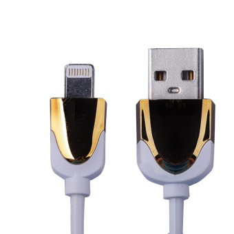 N-Power NP-7085 Data Line 1.8M Lightning USB Cable for iPhone (Gold) Price Philippines