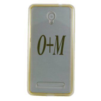 Senior TPU Back Case for O+ O Plus M (Gold) Price Philippines
