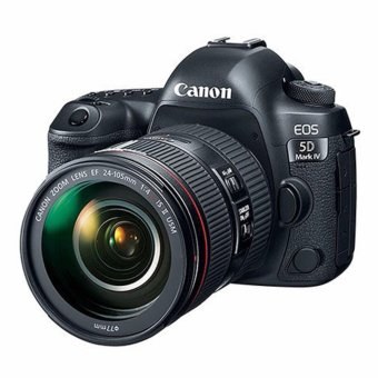 Canon EOS 5D Mark IV + 24-105mm f4L IS II USM - intl Price Philippines