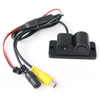 Parking Sensor with Camera (Black) Price Philippines