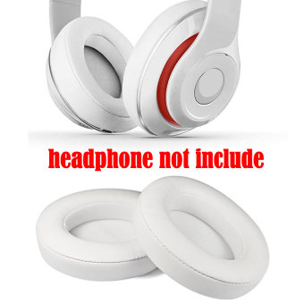 Harga misodiko Replacement Earpad Cushions compatible for Beats Studio 2.0 Over-Ear Headphone (1Pair White)(Intl)