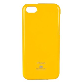 Goospery Color Pearl Jelly Case iPhone 5C (Yellow) Price Philippines