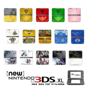CiYuOnline Vinyl Skin New 3Ds XlFire Emblem Fates Birthright And Conquest 3Limited Edition Sticker Decal Cover For New Nintendo 3Ds XlLl Console System Price Philippines