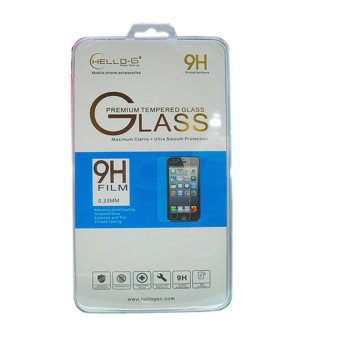 Tempered Glass for Alcatel One Touch Flash Plus (Clear) Price Philippines
