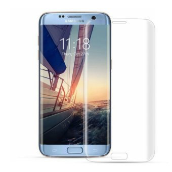 Anti-Bubble Ultra HD Screen Protector for Samsung Galaxy S7 Edge - Clear - intl Price Philippines