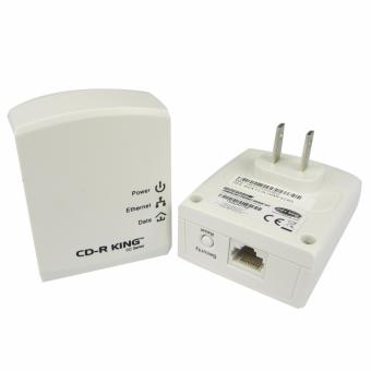 CD-R King Internet Through Power Outlet (Powerline Ethernet 200Mbps) COM-NET015-CC Price Philippines