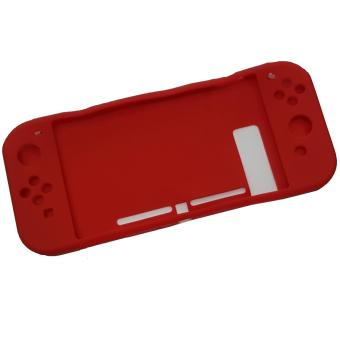 Full Body Silicon Case for Nintendo Switch (Red) Price Philippines