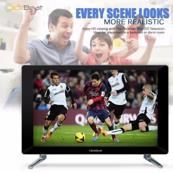 "Clickbeat v2 24"" Slim LED Television SL-2498M (Black)"""
