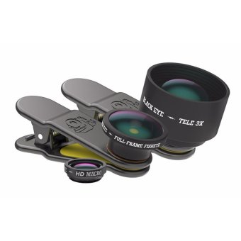 Harga Black Eye Pro Kit Lens Set (Black)