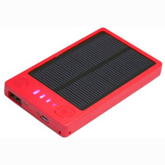 Harga Solar Charger (Sleek)