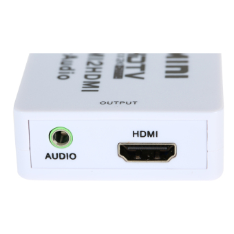 MINI HDMI2HDMI AUDIO+ Audio Converter with 1080p HDMI to HDMI with Audio - intl Price Philippines