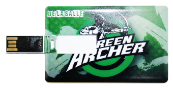 USB World La Salle Green Archer 8GB USB Card Drive Price Philippines