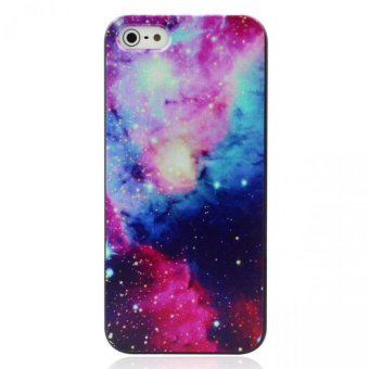 Harga Bigskyie Universe Hard Back Case Cover For Apple iPhone 5 5G 5S - intl