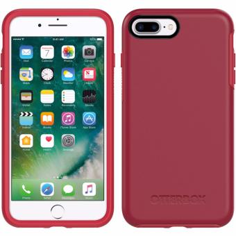 OtterBox Symmetry Series Rubber Case for iPhone 7 Plus (Rosso Corsa) Price Philippines