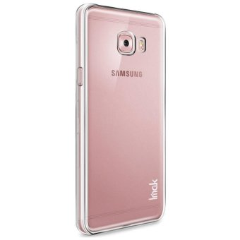 Imak Extra Wear Hard Plastic Crystal Back Cover Case For Samsunggalaxy C7 Pro .
