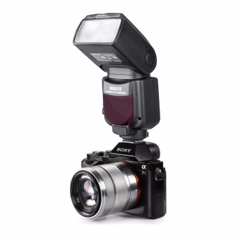 (IMPORT) MEIKE MK-930 II LCD GN58 Flash Speedlite for Sony MI Hotshoe Camera A7 A7R A7S A7 II A7R II A7S II A6300 A6000 - intl Price Philippines