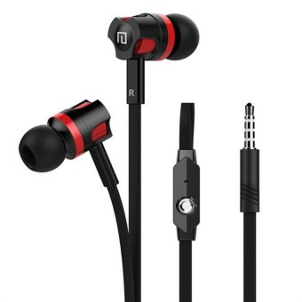In-Ear Earphones Bass Stereo Headphones Headset with Mic For Mobile Smart Phones