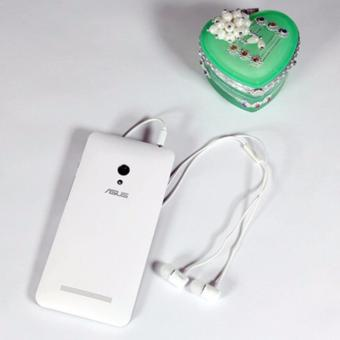 In-ear Original binding with Mic with Volume headset for Asusphone(white) - 2