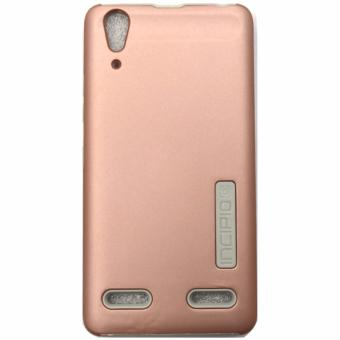 Incipio TPU Back Case Cover for Lenovo A6000 (Rosegold)