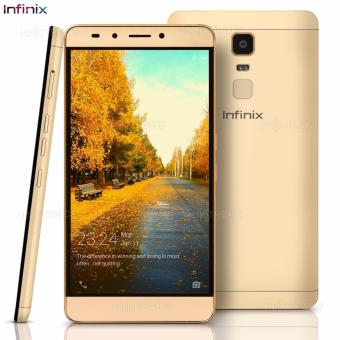 Infinix Note 3 16GB ROM 2GB RAM (Champagne Gold)