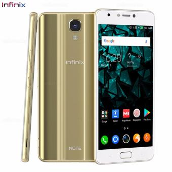 Infinix Note 4 X572 3GB RAM 32GB ROM (Champagne Gold)