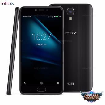Infinix Note 4  X572 3GB RAM 32GB ROM (Milan Black)