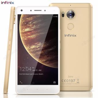 Infinix ZERO 4 3GB RAM 32GB ROM (Champagne Gold)
