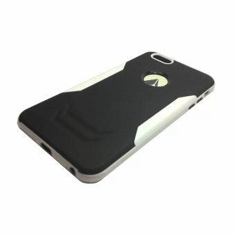 Ingram Shockproof Case for Apple iPhone 6s Plus (Black/White) - picture 2