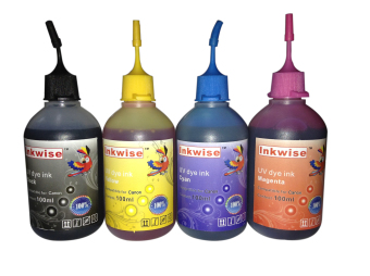 Inkwise Premium Dye Ink Set for Canon Printer