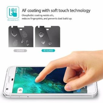 Invisible Defender Tempered Glass [0.33mm] The Ultimate ClearShield Screen Protector for Google Pixel - 4