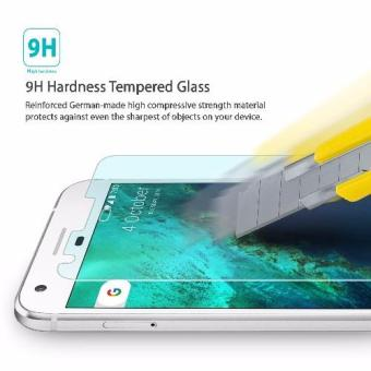 Invisible Defender Tempered Glass [0.33mm] The Ultimate ClearShield Screen Protector for Google Pixel - 5